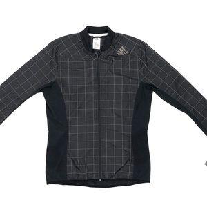 Men's Adidas Full Zip Bomber Jacket